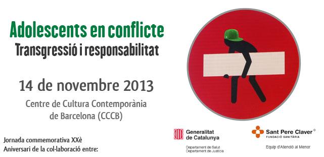Jornada Adolescents en conflicte. Transgressió i responsabilitat